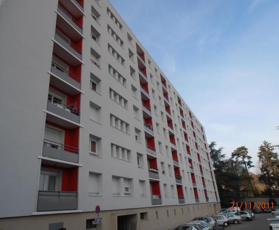 Résidence Diebold - Réhabilitation 62 logements
