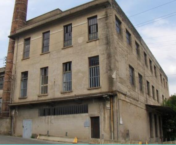 Réhabilitation de l'ancienne usine FAUGIER en maison de retraite