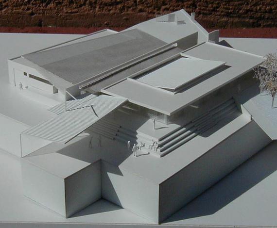 Reconstruction et restructuration de locaux - Collège Aragon